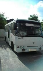 Междугородный автобус Богдан  09212