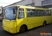 Капитальный ремонт автобусов.
